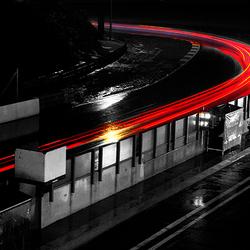 snelheid (zolder bij nacht)