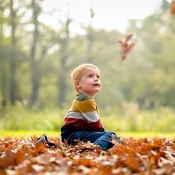 Herfstportret Melle
