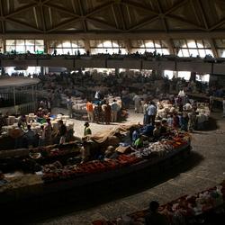 De bazar van Tasjkent
