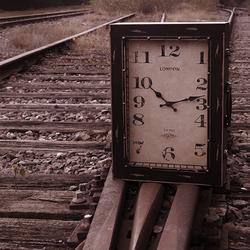 Klok-spoor