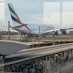 Airbus A380-861 A6-EEY Emirates