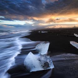 IJsstrand, IJsland