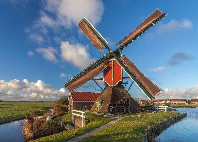 """Polder Pracht - Geschoten in de buurt van Oud Ade. Doet mijn Hollandse hart toch een beetje harder kloppen <img  src=""""/images/smileys/smile.png""""/>"""