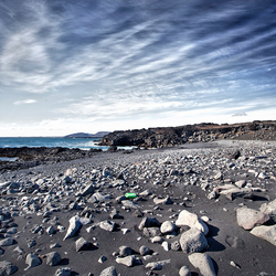 Iceland - Beach -