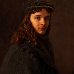 7-Portret van Titus