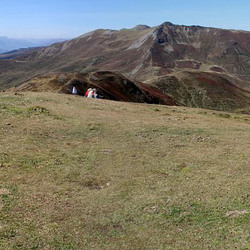 360° panorama vanaf de Maurerkogel