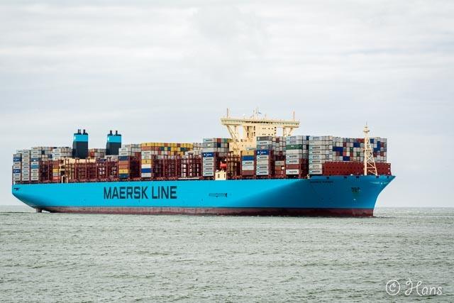 Madrid Maersk -