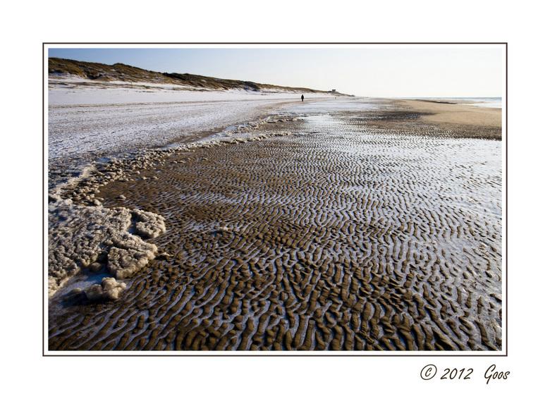 Rondje Kerf 14 - Op verzoek vandaag enkele kleurenversies van eerdere zw strandfoto&#039;s.<br /> <br /> Allemaal weer bedankt voor de reacties.<br