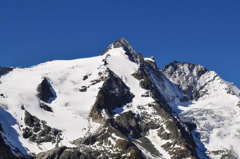 Gross Glockner - De hoogste berg in Oostenrijk