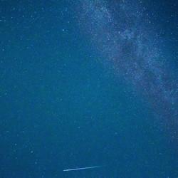 perseïden meteoriet