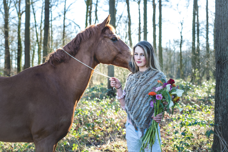 Horses and Flowers - Horses and Flowers