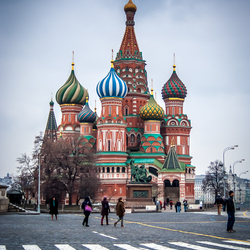 Red Square Moskow