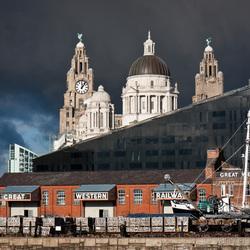 Liverpool Harbor