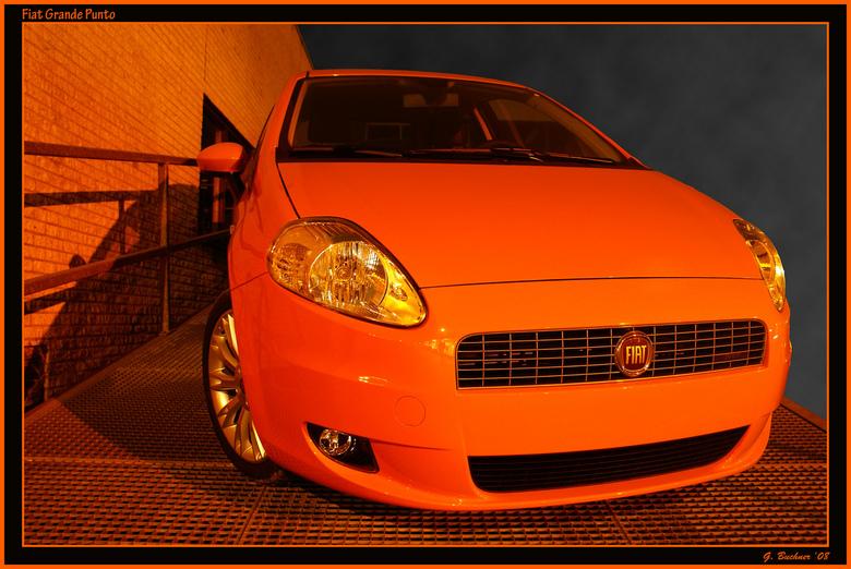Grande Punto by Fiat