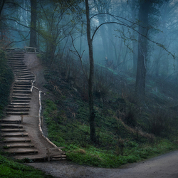 The Stairway.