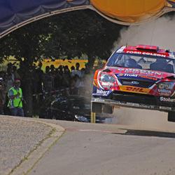 WRC 2010 Junp Hermeskeil