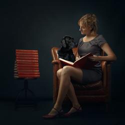 Storytelling (zelfportret)