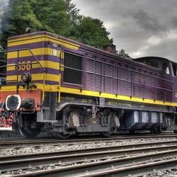 Diesellocomotief HDR