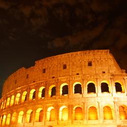 Colleseum in Rome