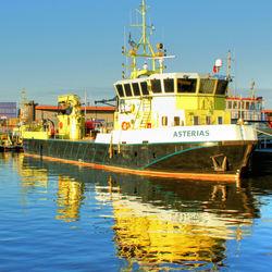 Boot Delfzijl