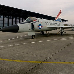 US. AIR FORCE FC - 032, straaljager
