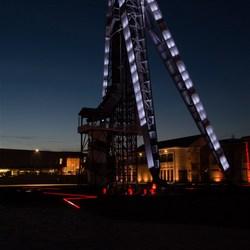 Nachtlandschap C-Mine