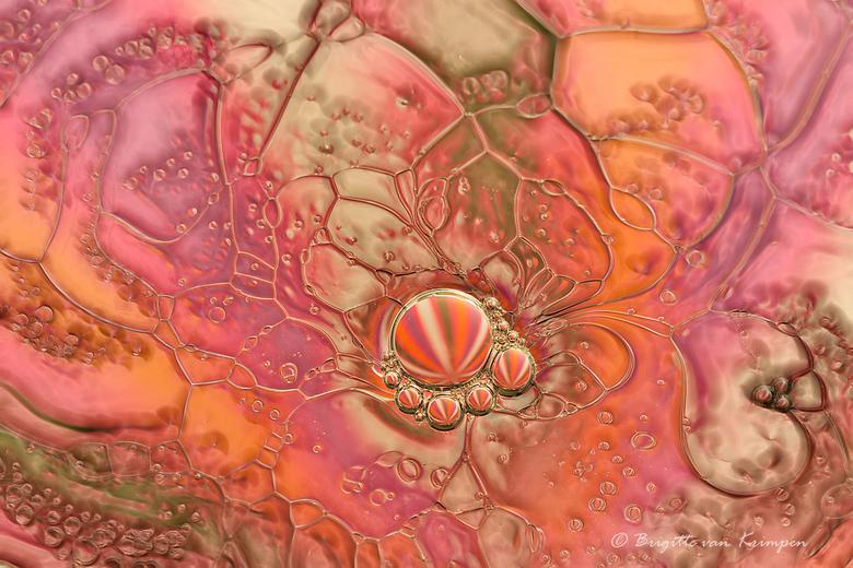 Abstract in Red - Ieereen bedankt voor de fijne reacties op mijn vorige upload<br /> Gezien het weer van de komende week tijd for someting complete d