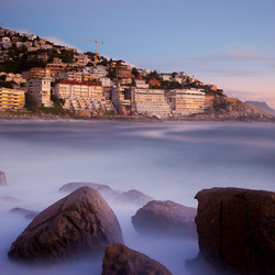 Cape Town sunset 2