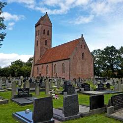 Nederland Romaanse Hervormde kerk  Midwolde
