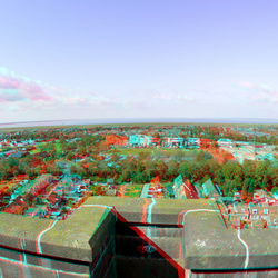 Zierikzee 3D Fish-eye