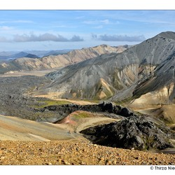 Colors of Landmannalaugar