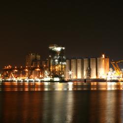 Industrie in west