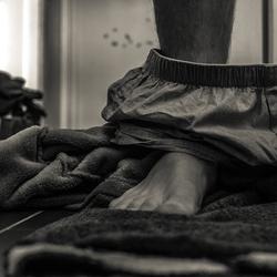 Uitkleden