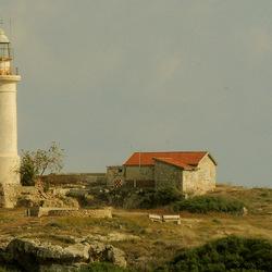 Vuurtoren van Paphos.