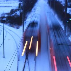 Winter Train - Neermoor
