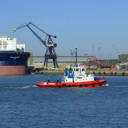VS Rotterdam & Seven Voyageur
