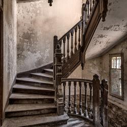 Een stap op de trap