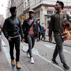 Amsterdam funkiness