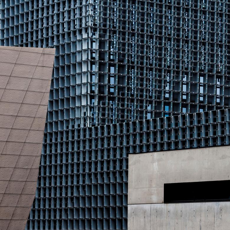 Diverse architectuur lijnen -