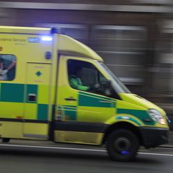 Ambulance Londen