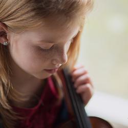 Liefde voor de viool