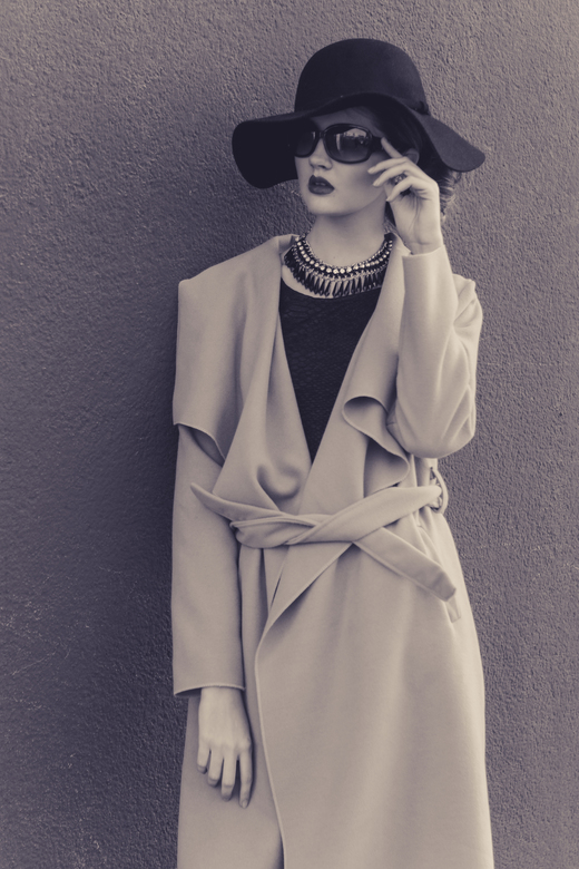 Model Melina Jager - Model Melina Jager Stylist Selwyn Matrutty Photographer & MUA Wendy Woldendorp
