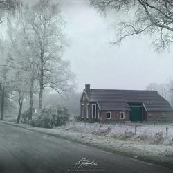 Winter in Oudemolen