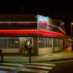 Neon lights in Riells