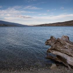 Lake Dunstan, Otago, NZ