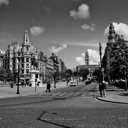 Plein van Porto