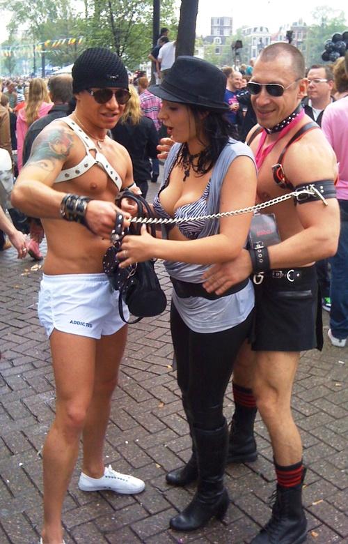 Gay pride Amsterdam 2011 - Zijn zo als je wilt...