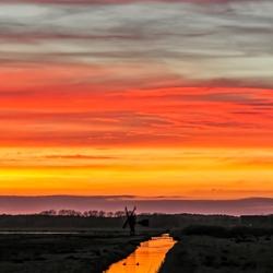 Texel Sunset!