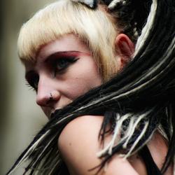 Gothicmeisje