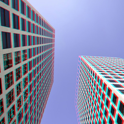 Lee Towers Rotterdam 3D